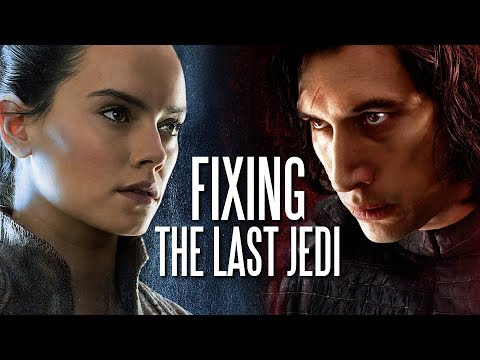 How to Fix The Last Jedi - Video Essay