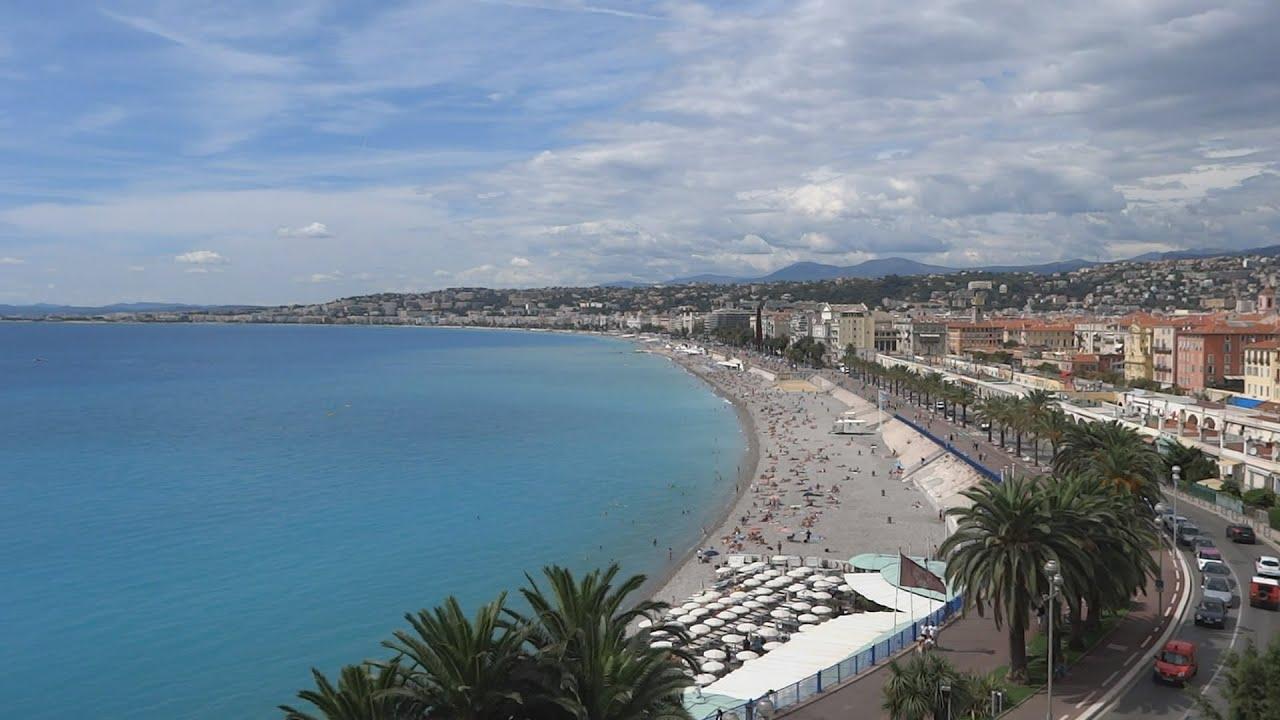 Отдых на Лазурном берегу Франции (Ницца, Монако, Монте-Карло) (Nice, Monaco, Monte-Carlo)