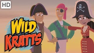 Wild Kratts - Aye Aye, Captain! How To Be A Pirate!