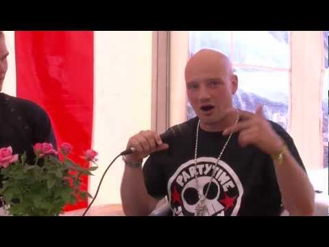 MC Clemens interview - Vig Festival 2012