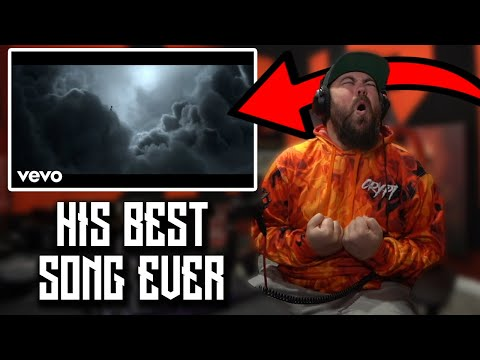 RAPPER REACTS to NF - CLOUDS