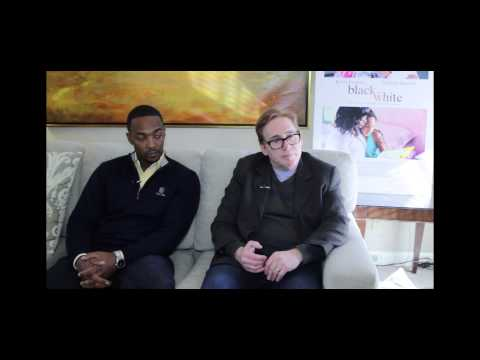 Black or White - Full Interviews with Anthony Mackie and Mike Binder