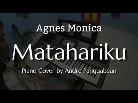 Matahariku - Agnes Monica | Piano Cover by Andre Panggabean