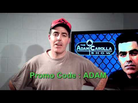 Mariana Klaveno on the Adam Carolla  081010