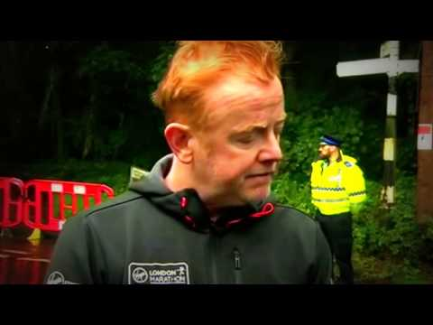 CarFest crash  Chris Evans on