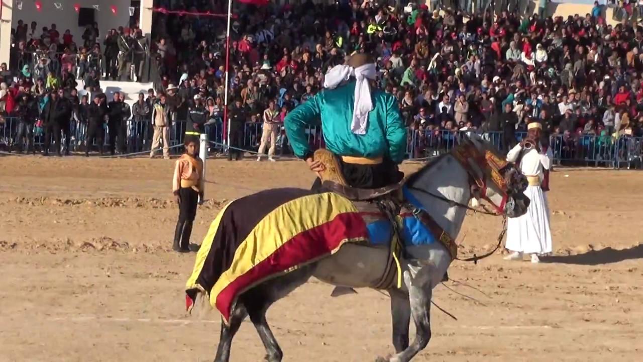 مهرجان الصحراء بدوز festival INTERNATIONAL de Douz