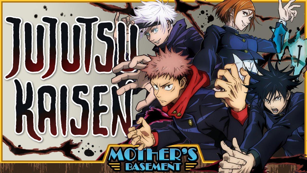 Jujutsu Kaisen Is Peak Shounen Anime