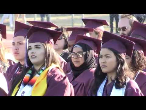 Natomas High School Graduation Commencement May 23, 2018