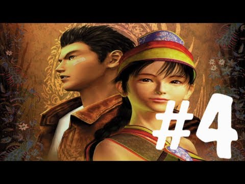 Shenmue 2 - Part 4 - Man Mo Temple
