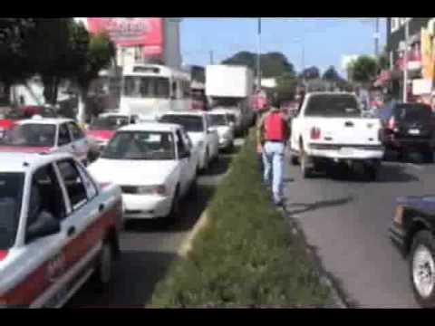 CAOS VIAL DAVID VELASCO CHEDRAUI REPROBADO