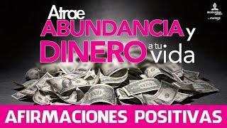 Atraer dinero y abundancia con afirmaciones positivas | Fras...