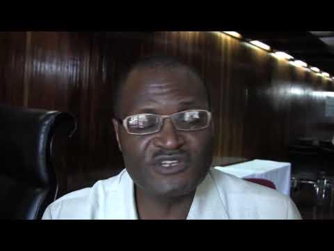 Dr. Wilfred Mbacham, University of Yaounde I