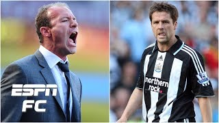 Alan Shearer & Michael Owen Are A Couple Of Schoolboys - Steve Nicol | Premier League