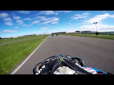 Go Karting at Jurby