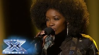 "Lillie McCloud ""Wants To Live Forever"" - THE X FACTOR USA 2013"