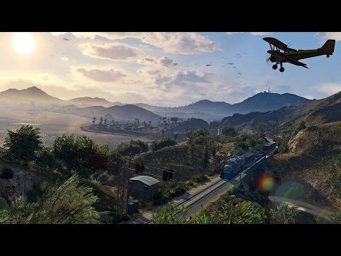 Скачать GTA 5 Пиратка от Механиков