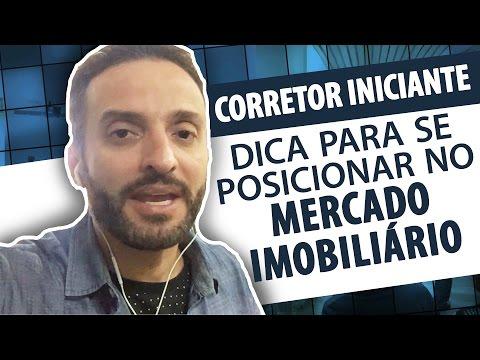 Corretor Iniciante: DICA para se posicionar no Mercado Imobiliário | Guilherme Machado
