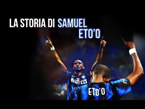 The story of Samuel Eto'o