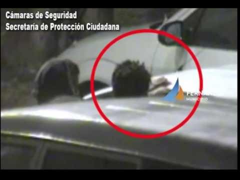 Intentaron robar un auto estacionado en San Fernando, pero fueron detenidos por las Patrullas Munici