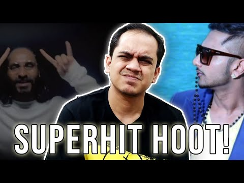 HONEY SINGH HOOT VOL. 1 AND EMIWAY - SUPERHIT (SONG REVIEW)