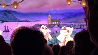 Bette Midler's final bow in Hello Dolly