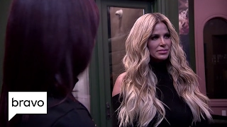 RHOA: Kim Zolciak-Biermann Comes for Kenya Moore (Season 9, Episode 19) | Bravo