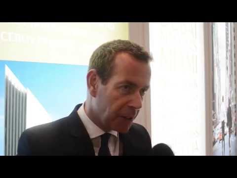 Bill Walshe, chief executive, Viceroy Hotel Group