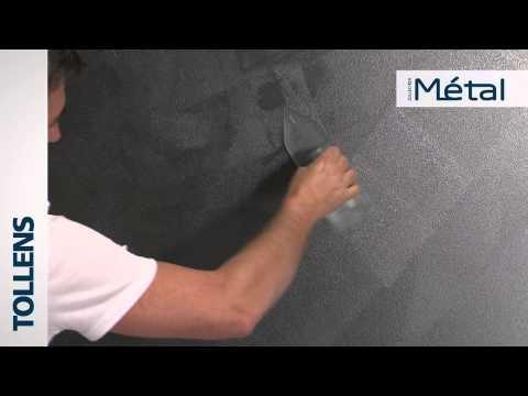 tollens collection metal peinture decorative