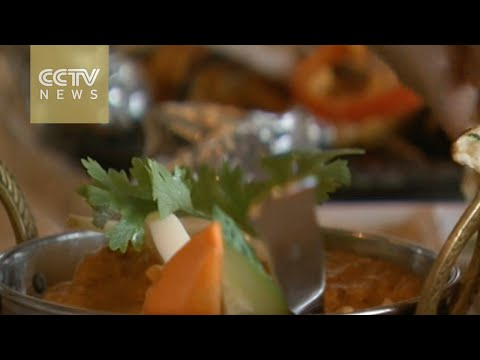 G20: Namaste! A taste of India in Beijing