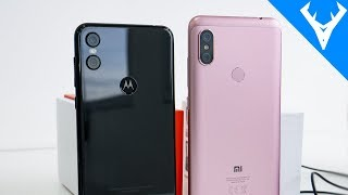 Motorola ONE vs Redmi Note 6 PRO - Qual vale a pena? | Comparativo