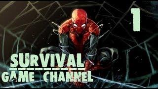 Прохождение Spider-Man  Часть 1: Прогулка по небоскребам