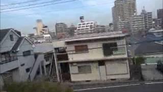 京急600形走行音 堀ノ内→横須賀中央