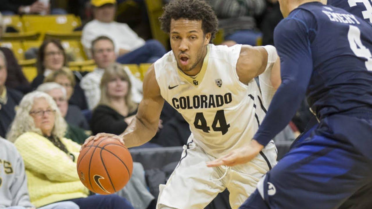 Recap: Colorado men's basketball edge BYU - YouTube
