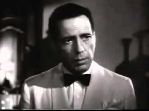 Dark Moment In  Casablanca: Rick Dares Ilsa To Shoot Him.