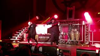 "Tech N9ne ""Welcome to the Midwest"" live"