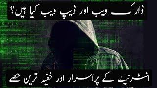 What is Deep Web and Dark Web Explained | Hindi / Urdu