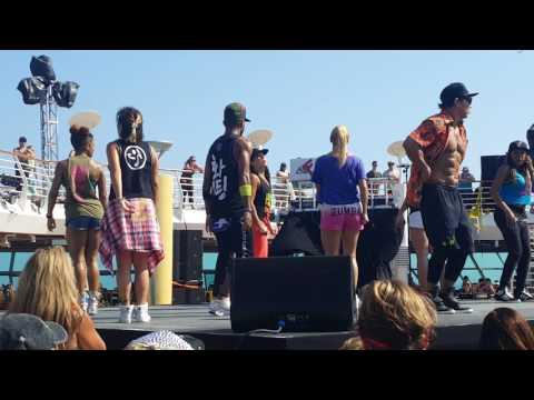 Beto perez – zumba  – the army song – cruize 2017