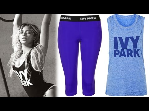 Beyonce Launches Her IVY PARK Athletic Collection - See the Looks!