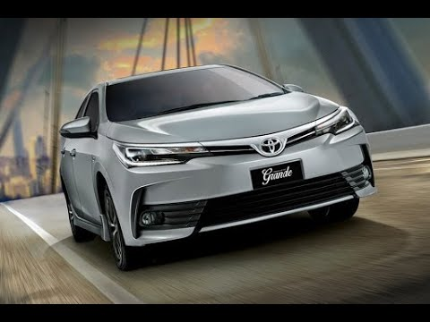 new corolla altis grande agya 1.2 g trd the all 2017 toyota what are upgrades by indus