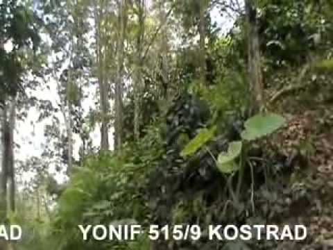 LATIHAN UST TK REGU YONIF 515/9/2 KOSTRAD TA.