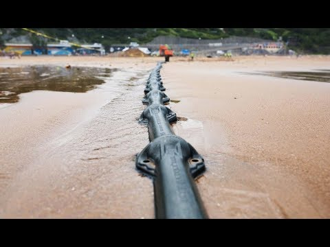 Microsoft's Subsea Speed Monster A Cable 16 Million Times Faster Than Your Broadband
