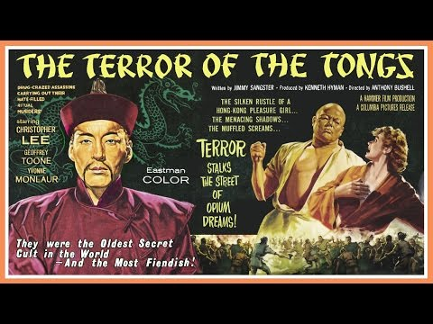 The Terror of the Tongs (1961) Trailer - Color / 2:29 mins