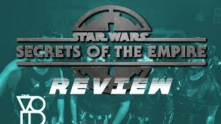 The Void: Secrets of the Empire review from Downtown Disney
