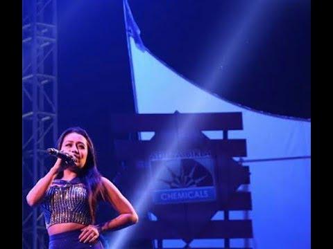 Neha Kakkar amazing performance | At Gopalpur Beach Festival  | s&g entertainment