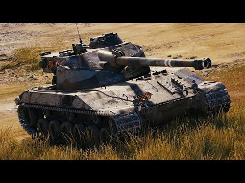 World of Tanks Bat.-Châtillon 25 t - 6 Kills 10,2K Damage thumbnail