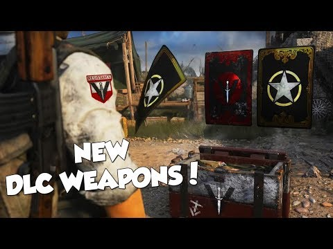 NEW RESISTANCE EVENT LIVE! NEW DLC WEAPONS, NEW DIVISION, SUPPLY DROP, & DOUBLE XP! - COD WW2!