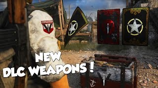 NEW RESISTANCE DLC WEAPONS & SUPPLY DROP OPENING! - COD WW2!