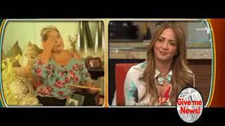 La vez que Lupita humilla a Legarreta en televisión!