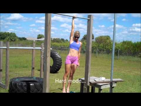 Fit Farm Chick Hangs Around