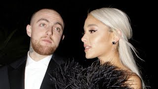 """Ariana Grande DRAGS Fan Who Blamed Her For Mac Miller """"Toxic"""" Relationship"""